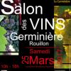Une p'tite sortie : Le salon des vins de la Germiniere