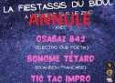 ANNULE – La Fiestassis du Bidul : vendredi 23 Octobre 2020